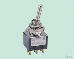 Miniature Toggle Switch